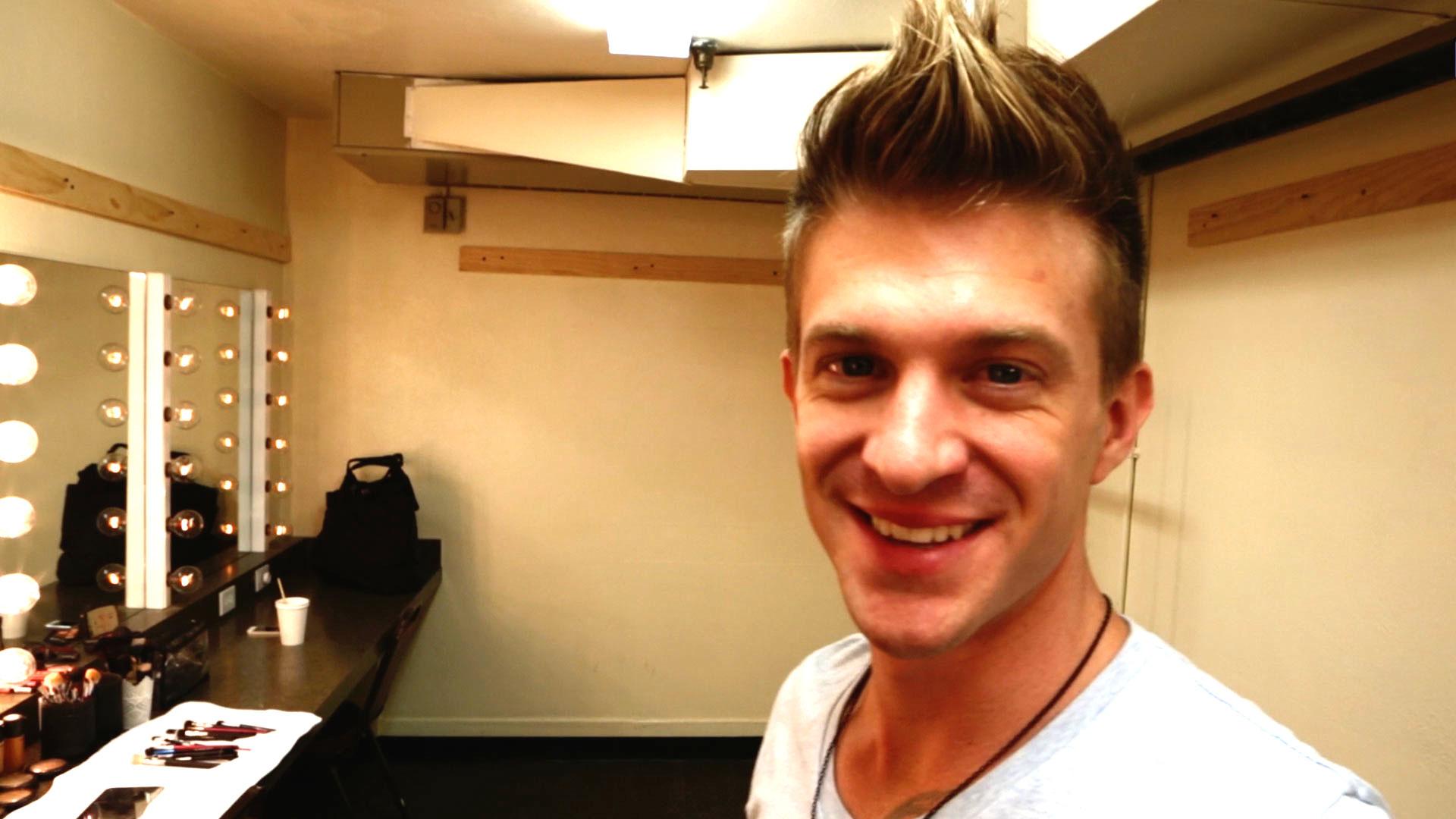 Jake Barker Gets a Haircut