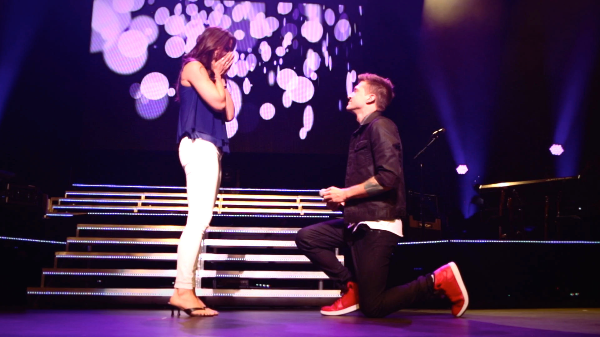 Jake Barker Proposes!