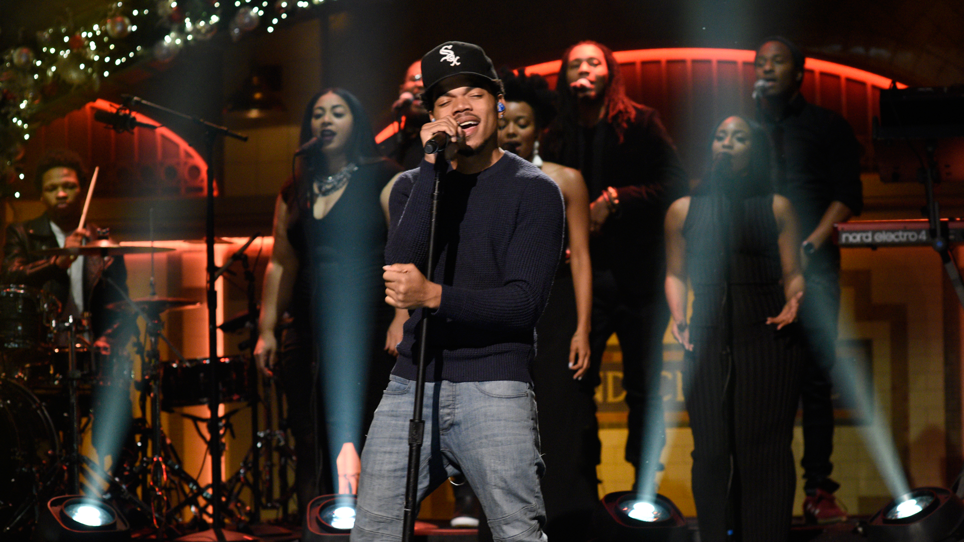"Chance The Rapper's ""SNL"" Performance Will Give You Chills"